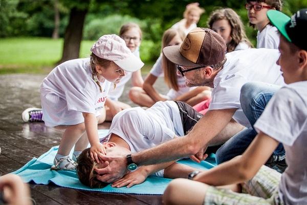 Szkolenie pierwszej pomocy w przedszkolu